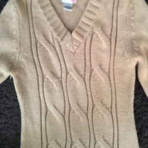 Body Central Dresses - Body Central Sweater Dress W/ Scarf